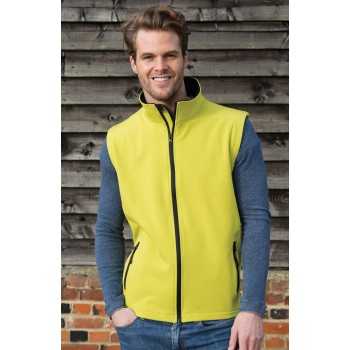 R232M Printable Softshell Bodywarmer